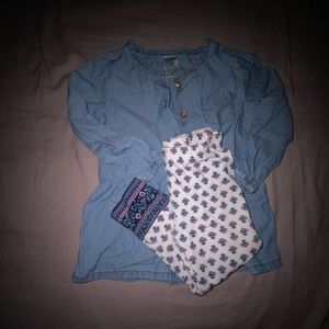 Infant / Toddler Outfit